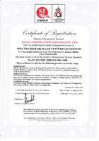 NABL Certificate of ISO 9001:2008